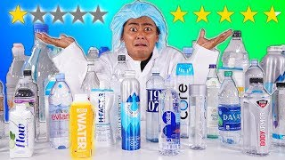 Which Water is the Healthiest to Drink?