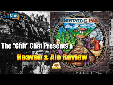 """Heaven & Ale - A """"Chit"""" Chat Review"""