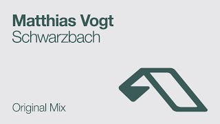 Matthias Vogt - Schwarzbach