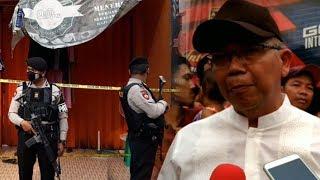Pjs Walikota Tangerang Prihatin Terduga Teroris yang Digrebek Ada di Wilayah Pemerintahannya