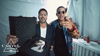 Daddy Yankee - Diamond Creator Award Behind The Scenes