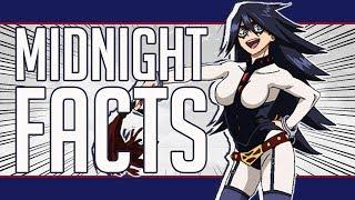 Nemuri Kayama  - (My Hero Academia) - Midnight, Class 1A's Homeroom Teacher? 5 Facts About Midnight - My Hero Academia