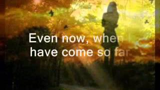 EVEN NOW —Barry Manilow