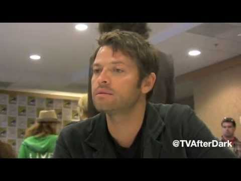 Supernatural - Season 8 - Comic-Con 2012 - Video Interviews