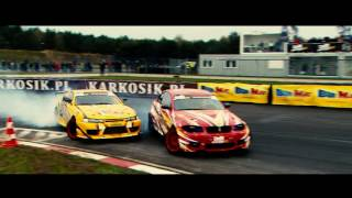 Drift Masters GP Tor Poznań 2016 part 2