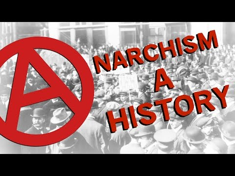 The history of Anarchism in 8 minutes