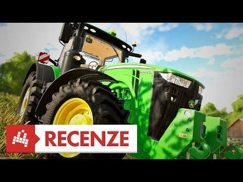 Farming Simulator 19 - Recenze