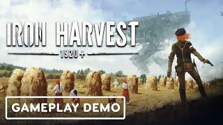 videó Iron Harvest