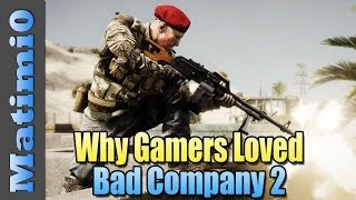 Dice Doesn't Know Why Gamers Loved Battlefield Bad Company 2