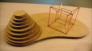 How to play, solve, and make a Tower of Hanoi