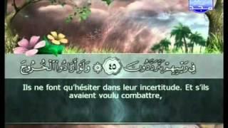 Le coran traduit en français parte 10 شيخ أبو بكر الشاطري الجزء