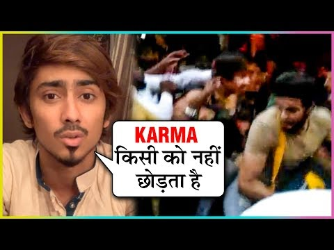Mr. Faisu's Friend Adnan Khan ANGRY Reaction After Being BEATEN By Mobs In Dharavi | Team 07