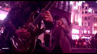 Miguel Montalban - Sweet Child O' Mine (GN'R Cover) Best Guitar solo / Street Performance