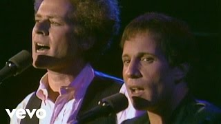 Simon & Garfunkel - Old Friends / Bookends (from The Concert in Central Park)