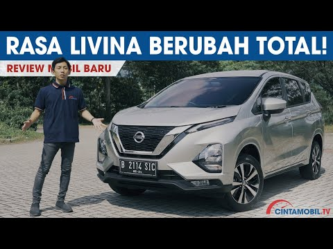 Nissan Livina 1.5 VE AT Indonesia 2019   Pesaing Terberat Mitsubishi Xpander   Cintamobil TV