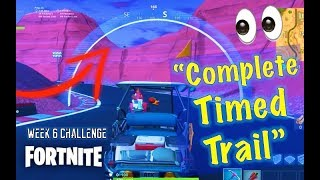 """*READ THE DESCRIPTION* How to """"Complete Timed Trail"""" Week 6 Challenge GUIDE 