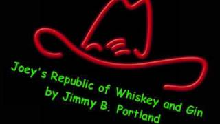 Joey's Republic of Whiskey and Gin - Country style sing along