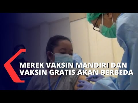 Pemerintah Resmi Izinkan Vaksinasi Mandiri, Bio Farma Akan jadi Importir dan Distributor Vaksin