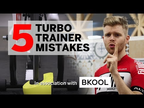 5 Turbo Training Mistakes | Cycling Weekly