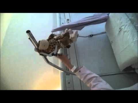 Violazione di un portamento di reparto di petto di una spina dorsale