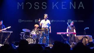 Moss Kena   Sqaure One (live Manchester 2019)
