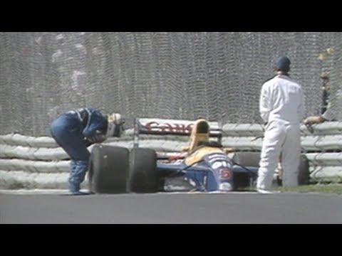 Mansell's Last Lap Heartache | 1991 Canadian Grand Prix