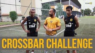 Crossbar Challenge Bersama Amri Yahyah Dan Baddrol Bakhtiar