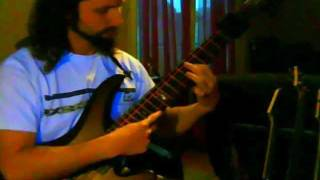 Adagio - The Mirror Stage Amazing Bass Solo (Franck Hermanny)