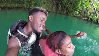 Crush on my Blue Lagoon tour guide  | Jamaica Vlog #202