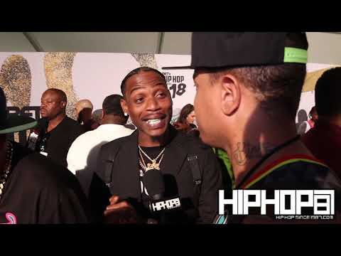 Flipp Dinero Talks 'Leave Me Alone', New Music, Lil Wayne & More at the 2018 BET Hip-Hop Awards