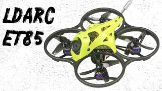 LDARC ET85 Cinewhoop FPV Racing Frame Kit
