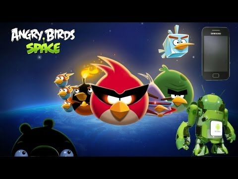 angry birds space android download