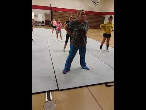 Comp Cheer Dance 2019