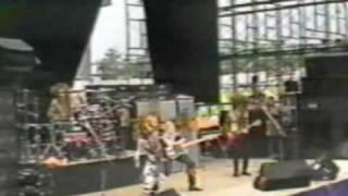 Anvil-Metal On Metal (Official Music Video)