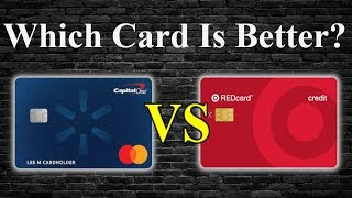 Best Store Cards   Walmart Credit Card Vs Target Credit Card