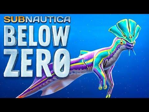 Nový Tvor Objeven ! - Subnautica: Below Zero - díl 10 - Nakashi