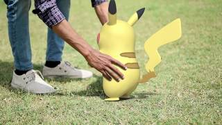 Pokemon Battle in Real Life!