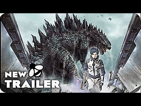 Godzilla: Planet Of The Monsters (2018) Teaser