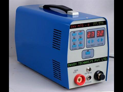 Envoy Micro TIG Welding Machine