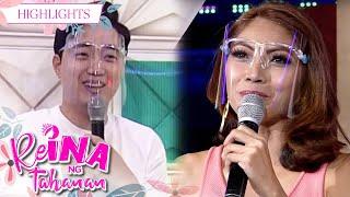 Ryan introduces himself to ReiNanay CJ   It's Showtime Reina Ng Tahanan
