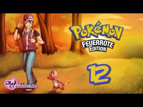 Let's Play Pokémon Feuerrot [Wedlocke / German] - #12 - Stromleitungen kappen