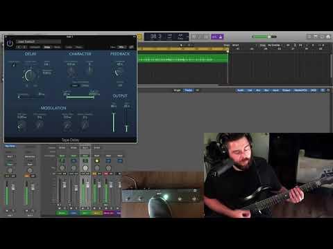 ה-Live Logic משלב את הגיטרה עם MIDI ואולפן במחשב - Blackstar