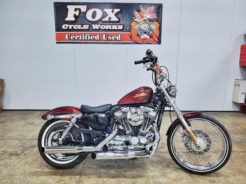2013 Harley-Davidson Sportster® Seventy-Two® in Sandusky, Ohio - Video 1