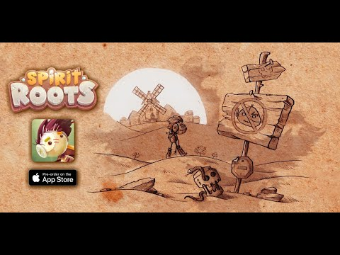 Spirit Roots Game Cinematic Trailer Video thumbnail