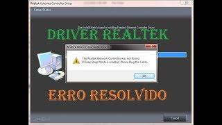 RTL8168 DE REALTEK PLACA DRIVER BAIXAR REDE