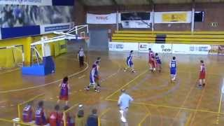 preview picture of video 'C.B. MARTORELL-SOLVIN S21MP - C.B. GAVA PREF  C.C.  SOTS 21 MASC.  PREFERENT 06-04-14'