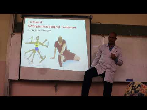 Zog Nackenmuskulatur Behandlung Symptome