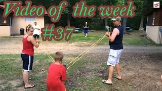 Video of the week 37 - Slingshot Fail