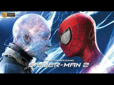 The Amazing Spiderman 2 Pelicula Completa Full Movie 1080p Español - Game Movie