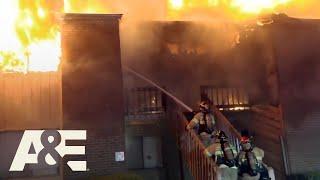 Live Rescue: Top 6 Biggest Blazes | A&E